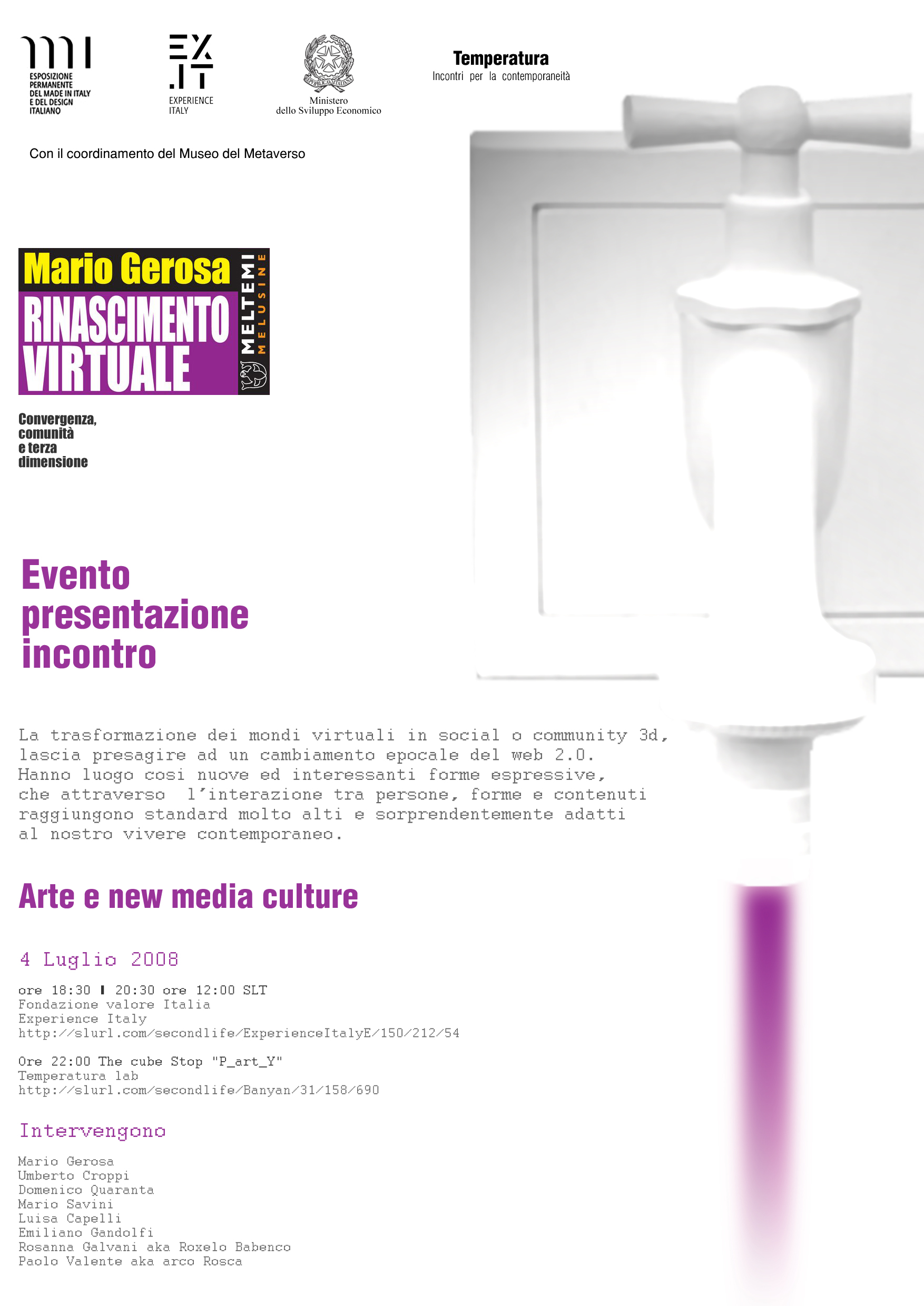 0b265969cc39 Mi-Magazine - Arte e new media culture