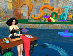 410cbfa09 Mercoledi 13 e giovedi 14 alle ore 22.00 (ora italiana) in Second Life, su  4 sim di Experience Italy, avrà inizio l'evento patrocinato da Musei in  Comune ...