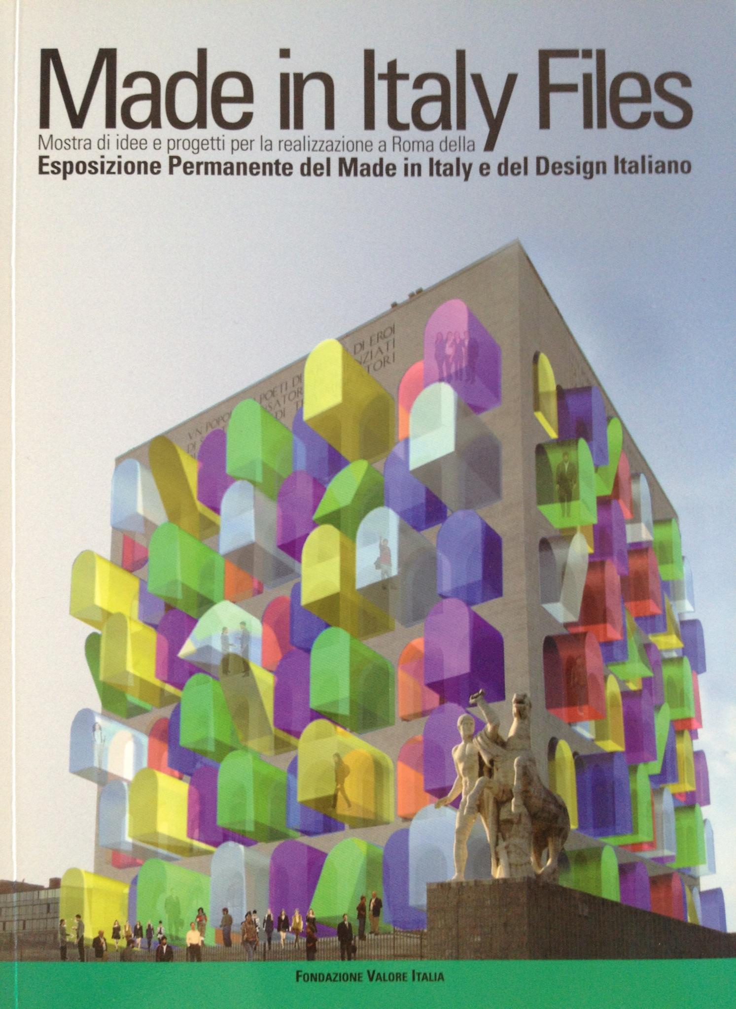 Esposizione Permanente Del Made In Italy E Del Design Italiano.Fondazione Valore Italia Le Mostre